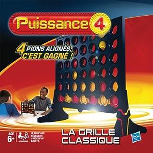 987791010 PUISSANCE 4 GRILLE CLASSIQUE