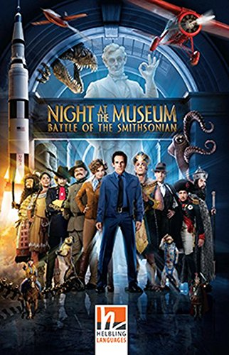 Night-at-the-Museum-Battle-of-the-Smithsonian-Class-Set-Helbling-Readers-Movies-Level-3-A2-Helbling-Readers-Fiction