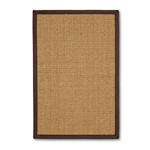 Home Legend AZ-NSR28 Natural Sisal Fiber Rug, 2-Feet by 8-Feet