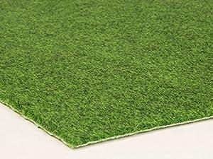 Rasenteppich Kunstrasen Comfort m. Noppen  4,00m x 4,00m  BaumarktKundenbewertung und Beschreibung