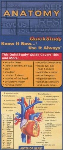 Anatomy (Quickstudy: Academic)