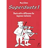Superduets, Bk 1: For Violin Duetby Mary Cohen