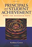 img - for Principals and Student Achievement: What the Research Says by Cotton Kathleen (2003-11-24) Paperback book / textbook / text book