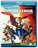 Justice League: Crisis on Two Earths [Blu-ray] [US Import]