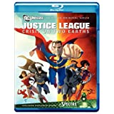 Justice League: Crisis on Two Earths [Blu-ray] ~ Mark Harmon