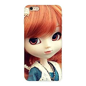 Premium Tiny Baby Girl Multicolor Back Case Cover for iPhone 6 Plus 6S Plus