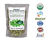 Perennial Lifesciences Organic Decaffeinated Green Coffee Beans For Weight Loss 200 Gms Coffea Arabica Contains Chlorogenic Acid ( Gca / Cga )
