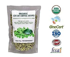 Buy Perennial Lifesciences Organic Decaffeinated Green..