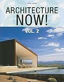 echange, troc Philip Jodidio - Architecture Now! : Tome 2, L'architecture d'aujourd'hui, édition français-anglais-allemand