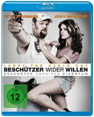 Beschützer wider Willen [Blu-ray]