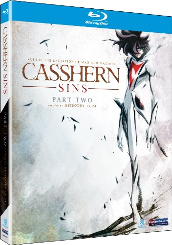 Casshern: Part 2 [Blu-ray] [Import]