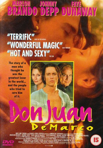 Don Juan DeMarco [Reino Unido] [DVD]