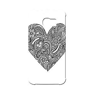 BLUEDIO Designer Printed Back case cover for Samsung Galaxy S6 Edge - G6833
