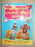 img - for The Jumbo Sticker Fun Book book / textbook / text book