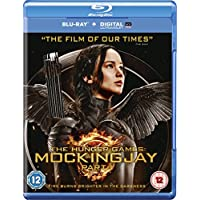 The Hunger Games: Mockingjay Part 1 [Blu-ray + UV Copy] [2015]