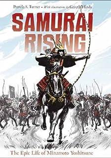 Book Cover: Samurai Rising: The Epic Life of Minamoto Yoshitsune