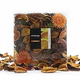 SueH Design Fragranced Potpourri 4 oz Orange Scented
