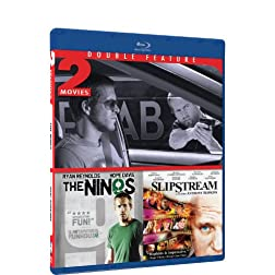 The Nines &amp; Slipstream - BD Double Feature [Blu-ray]