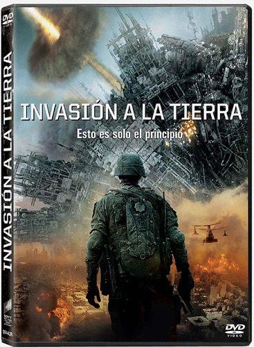 Invasión a la Tierra [DVD]