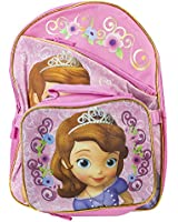 Disney Sofia Backpack with Attached Lunch Bag Set