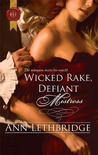 Image of Wicked Rake, Defiant Mistress
