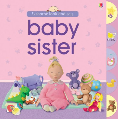 Baby Sister (Look and Say)