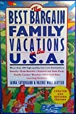img - for The Best Bargain Family Vacations in the U.S.A. book / textbook / text book