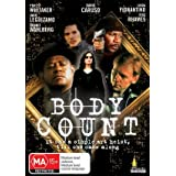"Body Count [Australien Import]von ""David Caruso"""