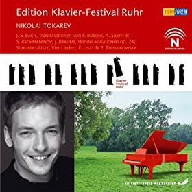 Theme, Variations & Fugue On a Theme By Handel, Op. 24: Variation VII (Live)
