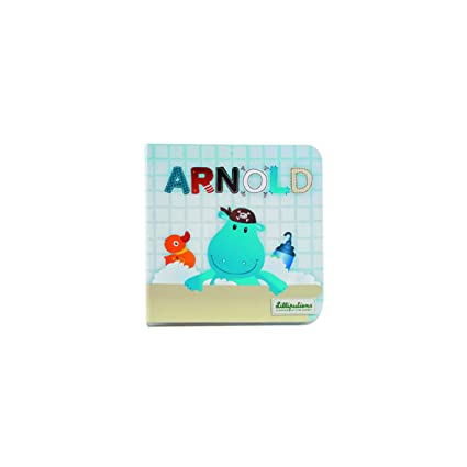 Lilliputiens - Mini Livre Arnold 99xcm