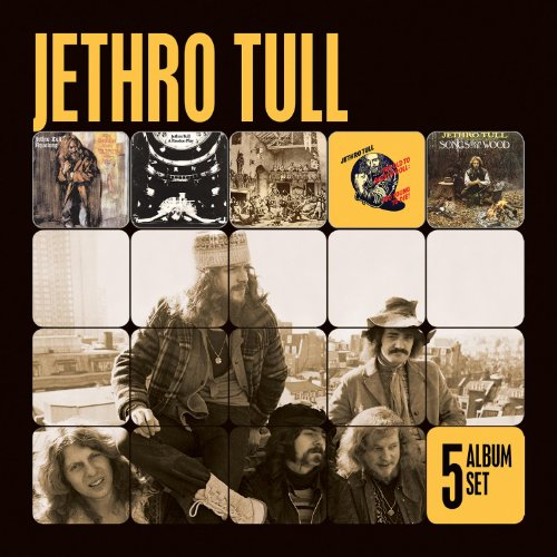 5-Album-Set-Jethro-Tull-Audio-CD