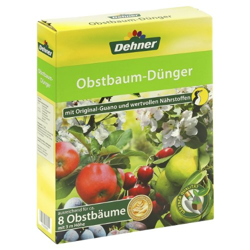dehner obstbaum d nger 2 5 kg f r ca 8 obstb ume. Black Bedroom Furniture Sets. Home Design Ideas