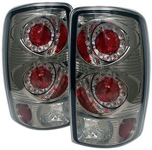 Spyder Auto ALT-TS-CD00-LED-SM Chevy Suburban/Tahoe 1500/2500/GMC Yukon/Yukon XL/GMC Yukon Denali/Denali XL Smoke LED Tail Light from Spyder Auto