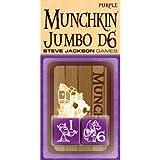Munchkin Jumbo D6 Purple