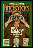 ALFRED HITCHCOCKS MYSTERY - Volume 29, number 2 - February Feb 1984: The Legacy; Tears for Maggie Shannon; The Four Nets of Angelo; Closing Time; The Quality of Mercy; Killing Time; Lady Luck and the Golden Girls; Murder Figures; A Tigers Skin