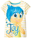 Disney Little Girls' Inside Out Joy Tee