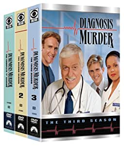 Diagnosis Murder - Seasons 1-3