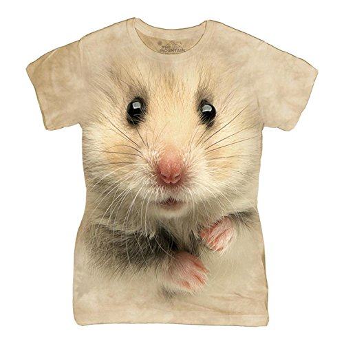 The Mountain Hamster Face T-Shirt