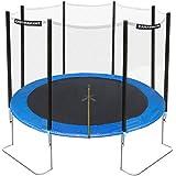 Ultrasport Trampoline de jardin Jumper 305 cm avec filet de Sécurité
