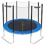 """Ultrasport Gartentrampolin Jumper inkl. Sicherheitsnetz, Blau, 305 cm, SUTP02von """"Ultrasport"""""""