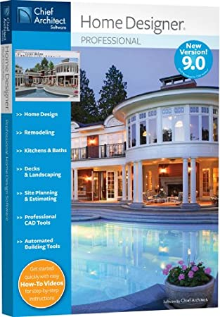 Chief Architect Home Designer Pro 9.0 [OLD VERSION]