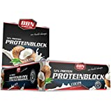 Best Body Nutrition Protein Block, Kokos, 15 St. Karton