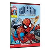 Spider-Man And His Amazing Friends - Series 2-3 - Complete [DVD]