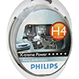 "Philips 12342XPS2 H4 Xtreme Power +80% 2er Kitvon ""Philips"""
