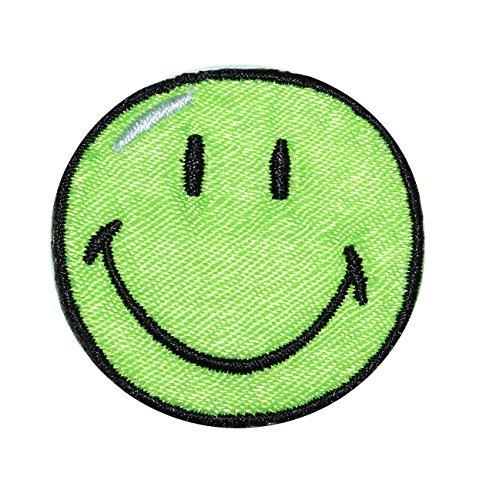 bugelbild-smiley-grun-38-cm-38-cm-aufnaher-gewebter-applikation-flicken-emotion-smileys-gesichter-sm