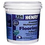 Henry FP00356030, Ww Company #fp00356030 quart #356 Floor Adhesive (Tamaño: 1)