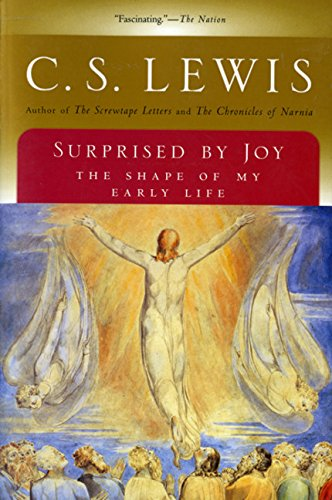 Surprised by Joy: The Shape of My Early Life, Lewis, C.S.