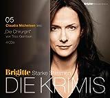 Die Chirurgin: BRIGITTE Hörbuch-Edition - Starke Stimmen - Die Krimis (Rizzoli-&-Isles-Serie, Band 1) title=