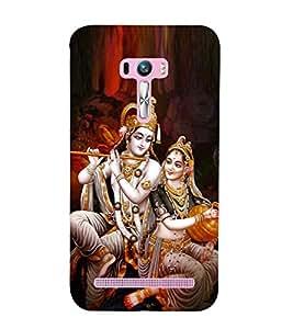 Vizagbeats radha krishna Back Case Cover for Asus Zenfone Go::Asus Zenfone Go ZC500TG