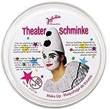 Toy - Theaterschminke wei� Make - Up Schminke Profischminke wei�e Kinderschminke Farbstark